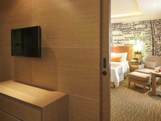 曼谷財富美爵酒店(Grand Mercure Bangkok Fortune)一卧套房