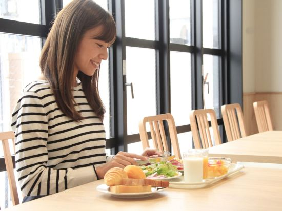 大阪心齋橋金塔酒店(Quintessa Hotel Osaka Shinsaibashi)餐廳