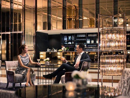 曼谷馬奎斯皇后公園萬豪酒店(Bangkok Marriott Marquis Queen's Park)公共區域
