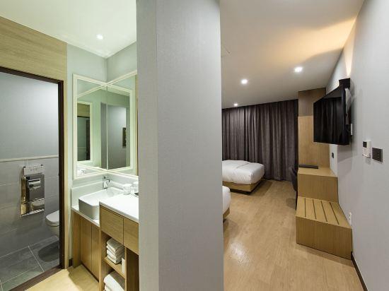 諾克拉米亞酒店(Notte La Mia)標準雙床房