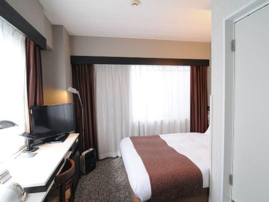 名古屋伏見勃朗峯酒店(Nagoya Fushimi Mont-Blanc Hotel)大床房
