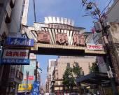 大阪中心街♡西長堀站公寓