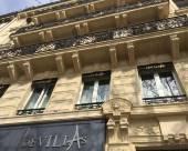 巴黎德維拉酒店