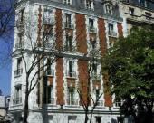 巴黎蒙馬特聖心堂酒店