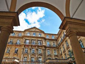 德國法蘭克福史蒂根伯格酒店(Steigenberger Frankfurter Hof)