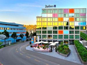 盧塞恩麗笙酒店(Radisson Blu Hotel, Lucerne)