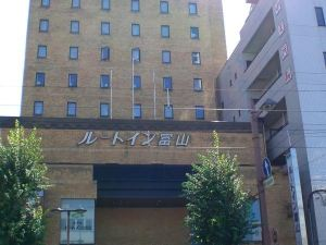 Route-Inn富山站前酒店(Hotel Route-Inn Toyama Ekimae)