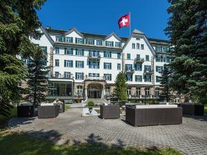 聖莫里茨克里斯塔皇宮酒店(Cresta Palace Hotel St. Morirz)