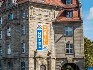 萊比錫中央車站A&O酒店及旅館(A&O Hotel & Hostel Leipzig Hauptbahnhof)