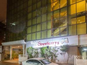 草莓酒店(Treebo Strawberrys Secunderabad)