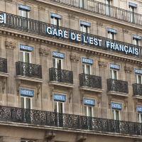 利貝爾特車站東部法蘭西人酒店酒店預訂