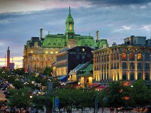 蒙特利爾凱悅酒店(Hyatt Regency Montreal)