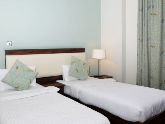 倫敦海德公園精品酒店(London Hyde Park Boutique Hotel)雙床房