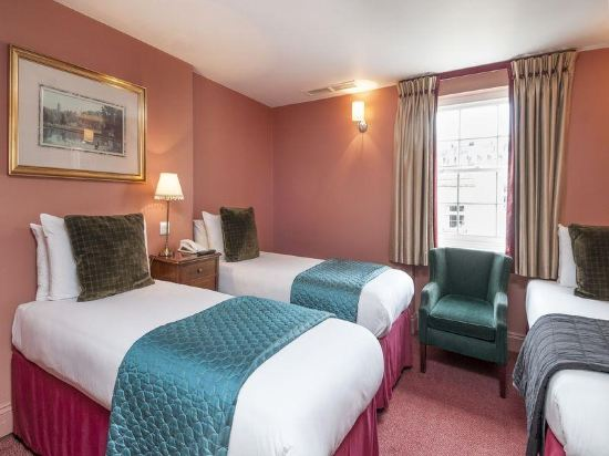 倫敦賈德酒店(Judd Hotel London)三床客房