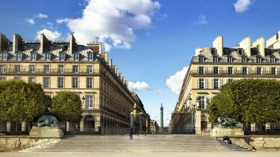威斯丁巴黎文多姆酒店