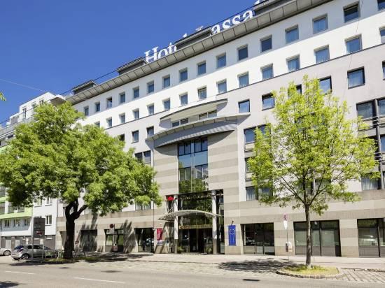 奧地利潮流酒店-維也納拉薩爾