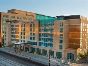 鹽湖城市中心關口凱悅嘉軒酒店(Hyatt Place Salt Lake City Downtown / the Gateway)