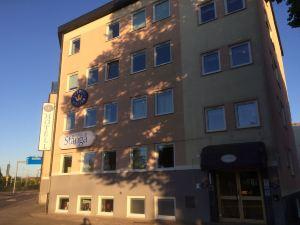 貝斯特韋斯特斯坦加安心酒店