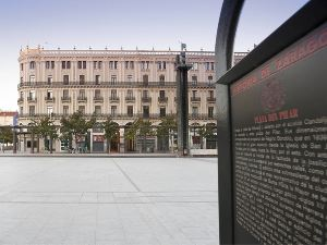 皮拉爾廣場酒店(Hotel Pilar Plaza)
