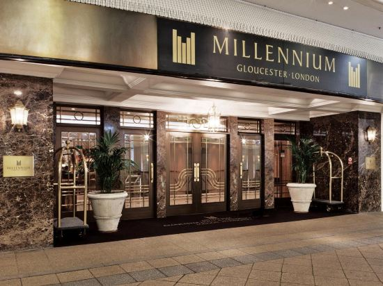 倫敦肯辛頓千禧國際格洛斯特酒店(Millennium Gloucester Hotel London Kensington)