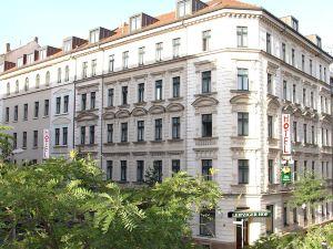 萊比錫伽勒瑞爾酒店(Galerie Hotel Leipziger Hof)