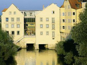 雷根斯堡索拉英瑟爾酒店(Sorat Insel-Hotel Regensburg)