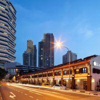 新加坡客來福酒店惹蘭蘇丹33號酒店預訂