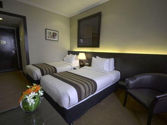 吉隆坡昂卡薩酒店(Ancasa Hotel & Spa Kuala Lumpur)高級房