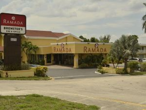 勞德代爾堡機場&郵輪港口華美達酒店(Ramada Airport & Cruise Port Fort Lauderdale)
