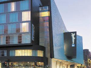 格拉斯哥麗笙酒店(Radisson Blu Hotel, Glasgow)