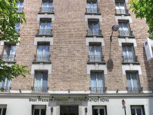 巴黎民族61號貝斯特韋斯特優質酒店(Best Western Plus 61 Paris Nation Hotel)