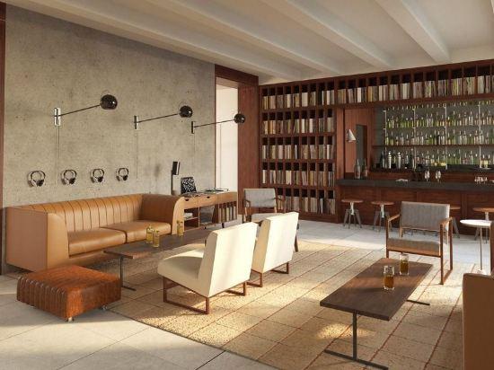 阿爾羅諾瑪德酒店(Arlo NoMad)公共區域