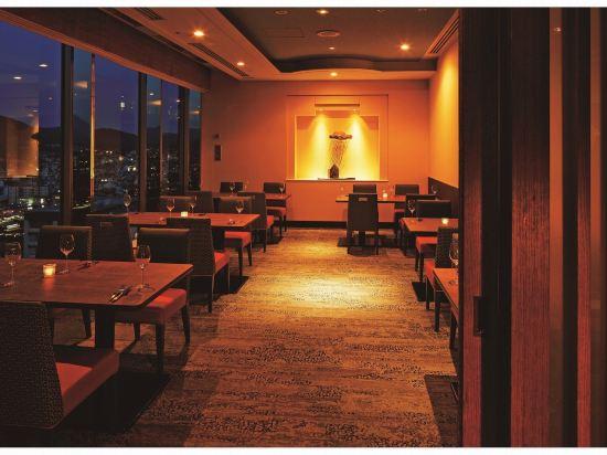 京都大倉飯店(Kyoto Hotel Okura)餐廳