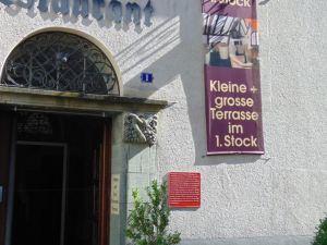 祖夫索奧斯勒硫騰旅館(Zunfthaus Zur Rebleuten)