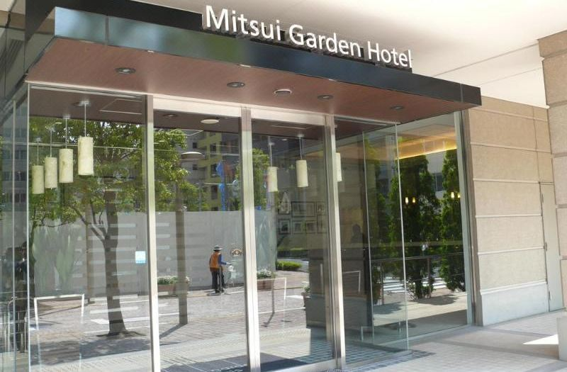Mitsui Garden Hotel Shiodome Italia Gai, Hotel Reviews, Room Rates And  Booking