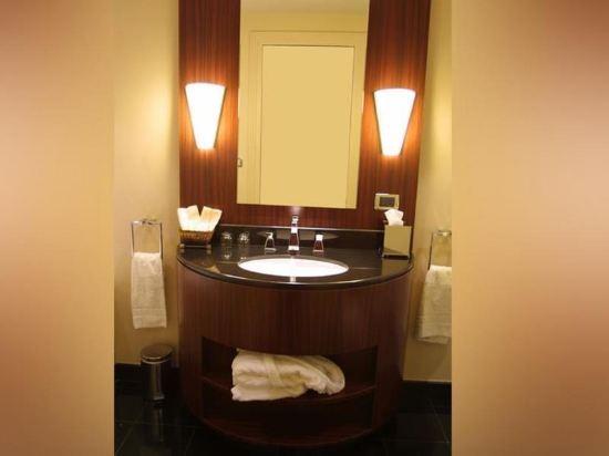 巴黎卡斯蒂尼奧那酒店(Hotel de Castiglione Paris)高級房