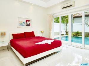 麥巴塔亞斯德梅耶斯緹克泳池別墅(Majestic Pool Villa by MyPattayaStay)