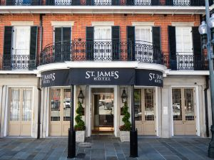 聖詹姆斯酒店,阿桑德連鎖酒店(St. James Hotel, an Ascend Collection Hotel)