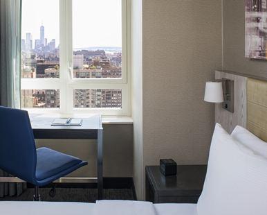 紐約時代廣場西希爾頓逸林酒店(Doubletree by Hilton New York Times Square West)