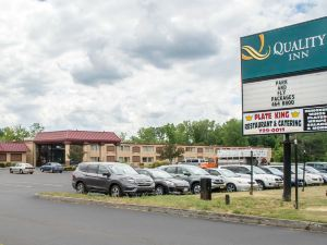 羅切斯特機場品質酒店(Quality Inn Rochester Airport)