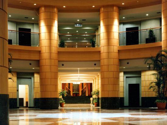 福岡凱悅酒店(Hyatt Regency Fukuoka)公共區域
