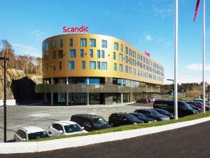 卑爾根斯堪迪克弗萊蘭機場酒店