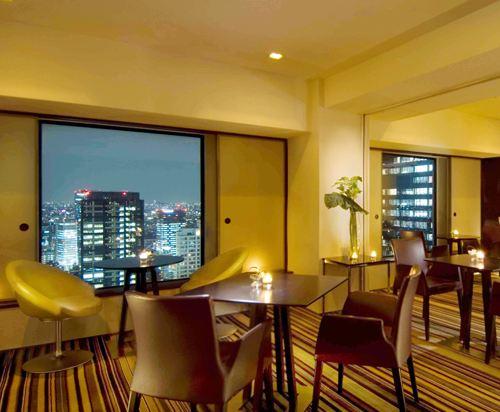 東京希爾頓酒店(Hilton Tokyo Hotel)餐廳