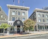 猶他鹽湖城市中心皮瑞希爾頓泰普斯酒店