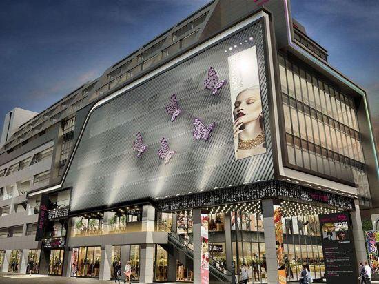 阿文特里釜山酒店(Aventree Hotel Busan)外觀