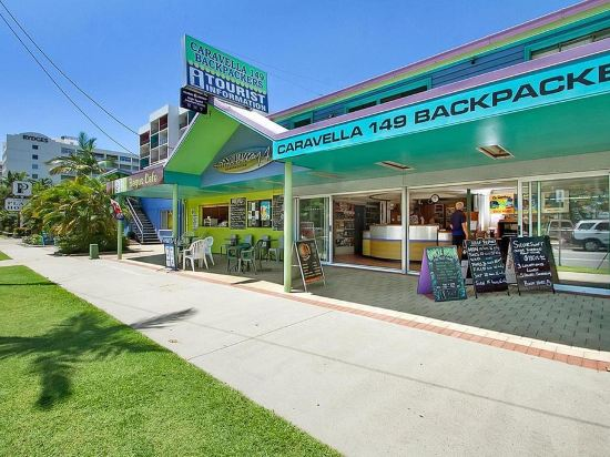 Caravella Backpackers Cairns