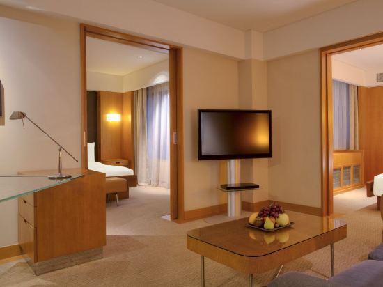 新加坡君悅大酒店(Grand Hyatt Singapore)二卧室超豪華房