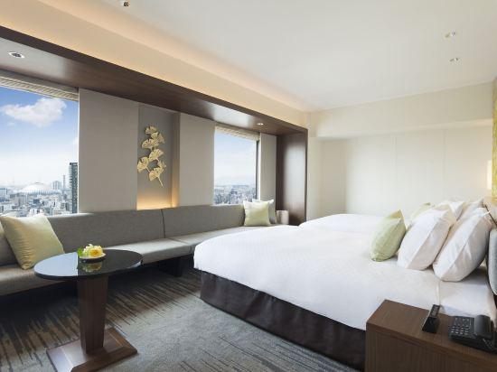 日航酒店(Hotel Nikko Osaka)日航尊爵雙床房