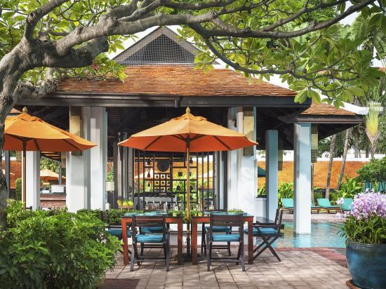 曼谷河畔安納塔拉度假酒店(Anantara Riverside Bangkok Resort)健身娛樂設施