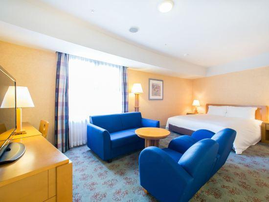 福岡凱悅酒店(Hyatt Regency Fukuoka)嘉賓軒豪華客房